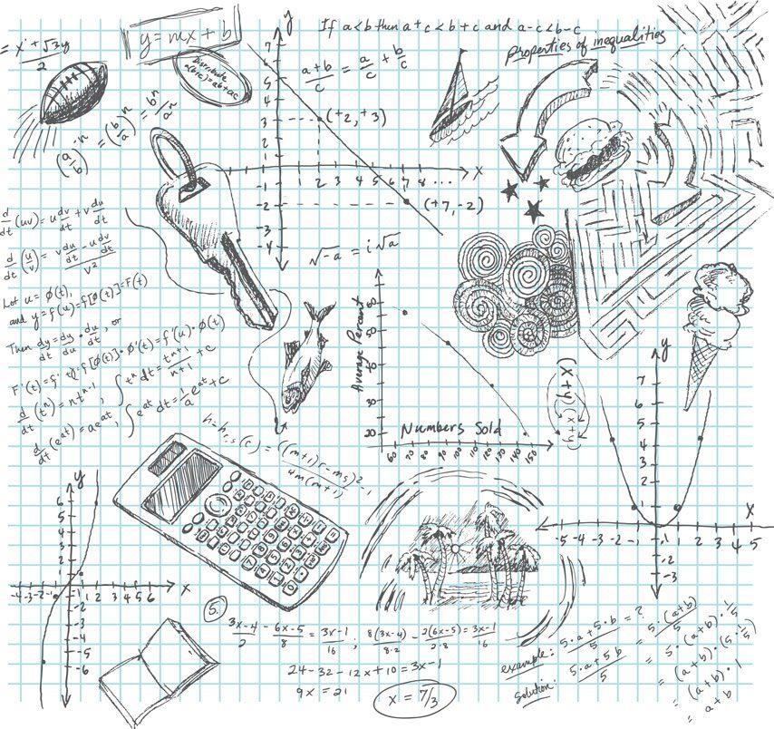 Algebra-doodle