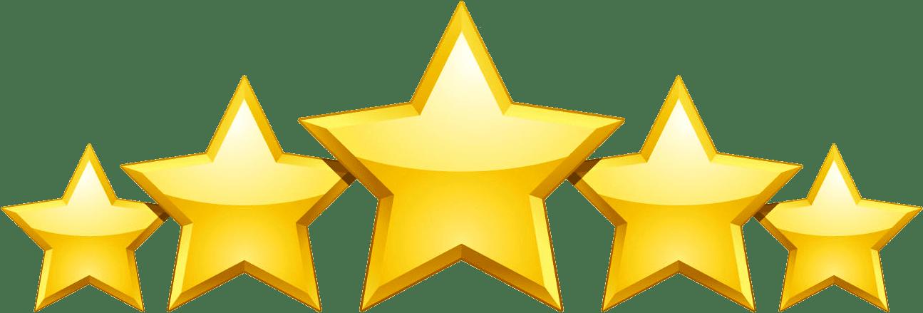 PNGIX.com_five-stars-png_31040
